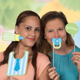 10 Accessoires Pour Photocall Baby Shower