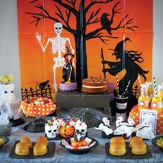 Sweet Table Halloween