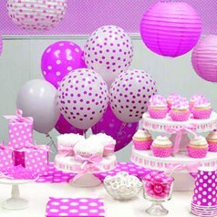 Sweet Table Pour Fille