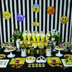 Candy Bar Smiley