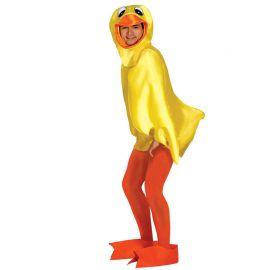 Déguisement de Canard de Bain Jaune pour Adulte