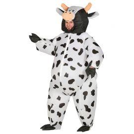 Déguisement de Vache pour Adulte pour Gonfler