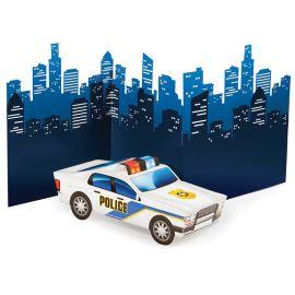 Centre de Table Police