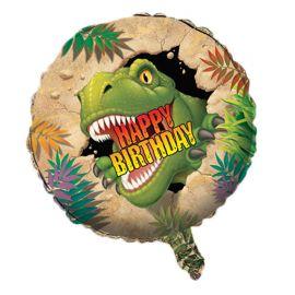 Ballon Dinosaures 45 cm