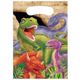 8 Sacs Dinosaures