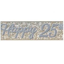 Pancarte 25ème Anniversaire de Mariage