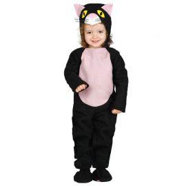 Disfraz Gato para Bebé Nocturno