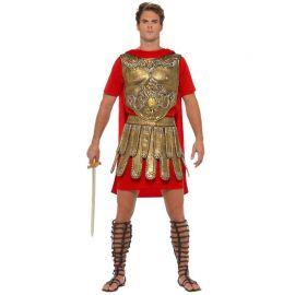 Déguisement de Gladiateur Romain avec Tunique
