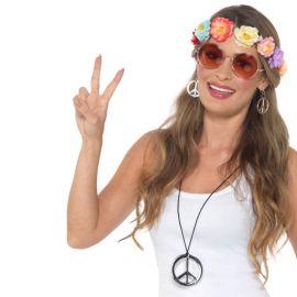 Kit Complet Hippie pour Adulte