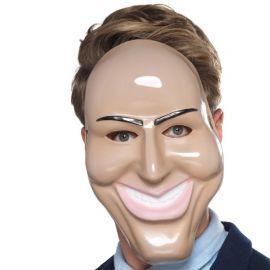Masque d'Assassin Souriant Terrifiant pour Adultes
