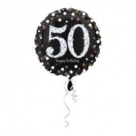 Ballons Mylar 50 Elegant 43 cm