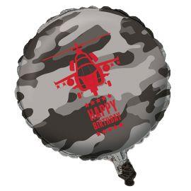 Ballon Camouflage 45 cm