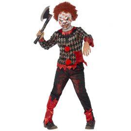 Déguisement de Clown Mort pour Garçon