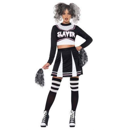 Pom Deguisement Femme De Girl Pour Gothique dCBorxe