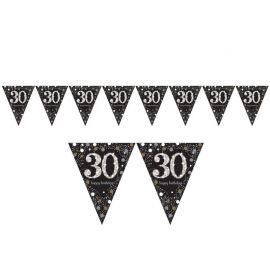 Fanions 30 ans Chic
