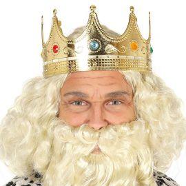 Corona Dorada de Reina