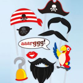 10 Accessoires Pour Photocall Pirate