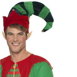 Bonnet d'Elf Vert