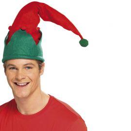 Bonnet d'Elf Rouge