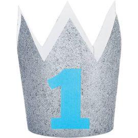 Corona Primer Año Glitter