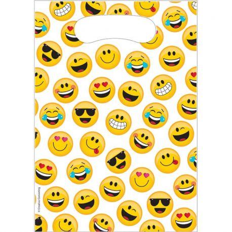 8 Sachets Emoticônes