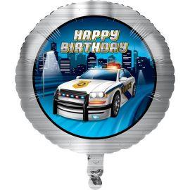 Ballon Police 45 cm