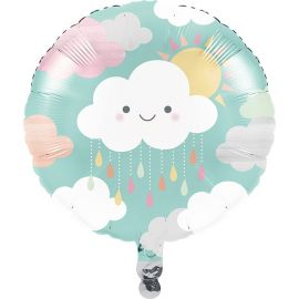 Ballon Nuages 45 cm