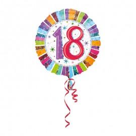 Ballon Mylar 18 Radiant