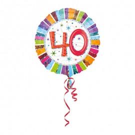 Ballon Mylar 40 Radiant