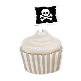 Kit Cupcakes Fête Pirate