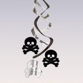 Décorations Pendantes Fête Pirate