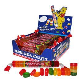 Mega Roulette Haribo 24 Unités