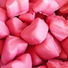 Coeurs en Guimauve 75 unités
