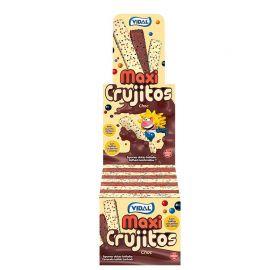 Bonbons Craquants Maxi au Chocolat 75 Unités