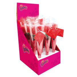 12 Roses en Bonbon
