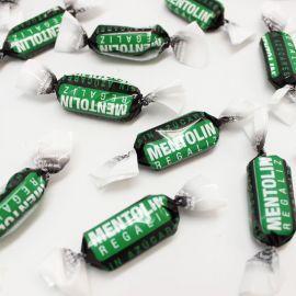Bonbons Mentolin Réglisse sans Sucre 16 Unités