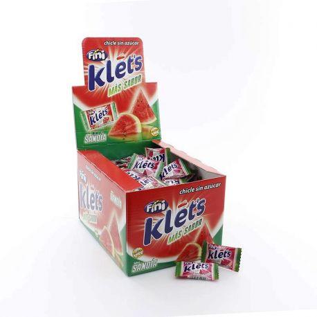 Boîte Klets Pastèque sans Sucre 200 Uts