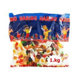 Variété Bonbon Brillants Haribo 1 Kg