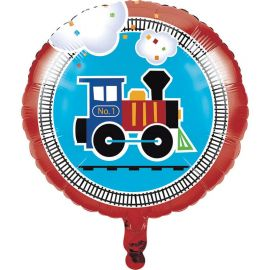 Ballon Petit Train 45 cm