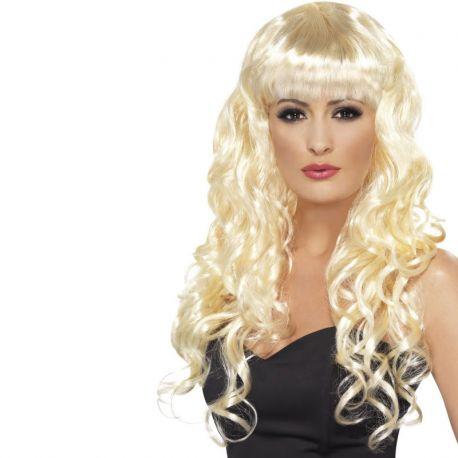 Perruque de Sirène Blonde