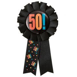 Badge 50 Chevron