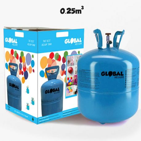 Bouteille Helium Petite Jetable