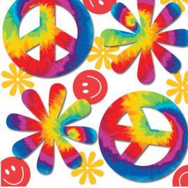 Confettis Hippie