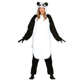 Déguisement Pyjamas de Panda pour Adulte avec Capuche