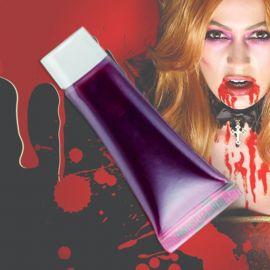 Tube de Sang de Couleur Rouge