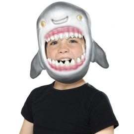 Masque de Tête de Requin pour Enfants