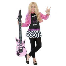 Déguisement de Rock Star pour Fille