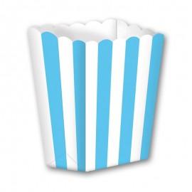 5 Boîtes Popcorn Candy Bar