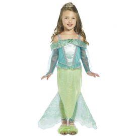 Deguisement de Princesse Sirène pour Fille