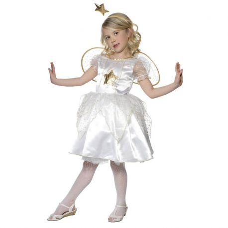 Déguisement de Fée avec Étoiles pour Enfant